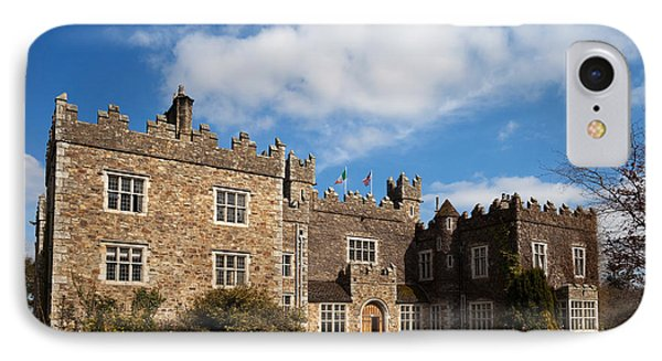 Waterford Castle , County Waterford IPhone Case by Panoramic Images