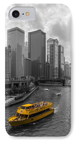 Watertaxi IPhone Case by Clay Townsend