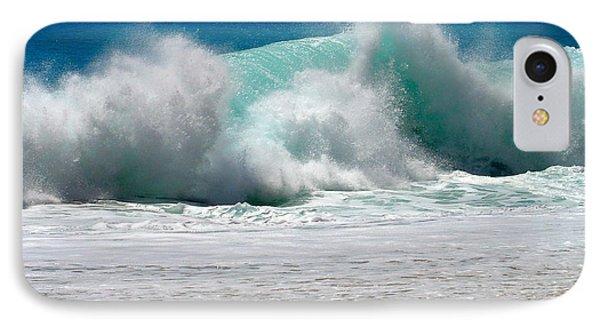 Wave IPhone Case by Karon Melillo DeVega