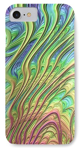 Waves IPhone Case by John Edwards