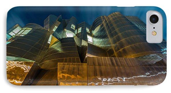 Weisman Art Museum IPhone Case by Mark Goodman