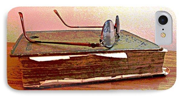Well Read Phone Case by Barbara McDevitt
