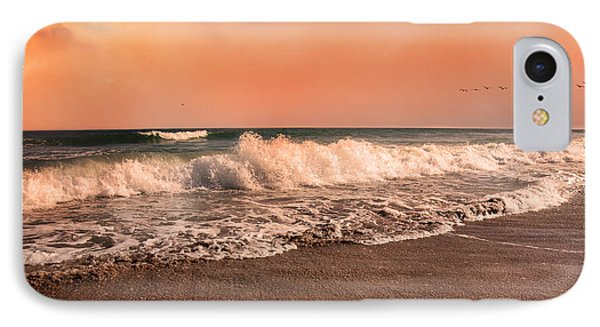 We're Having The Tide Of Our Lives IPhone Case by Betsy Knapp