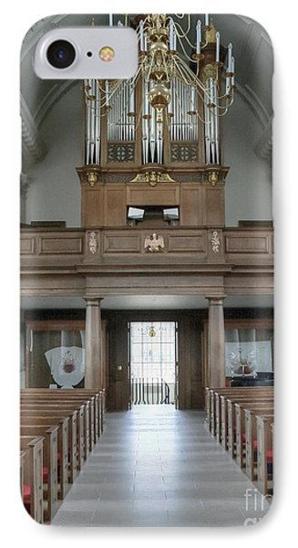 Westminster College Chapel Phone Case by David Bearden