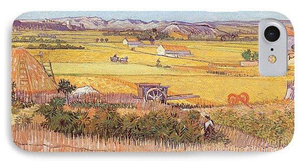 Wheatfields Phone Case by Vincent van Gogh