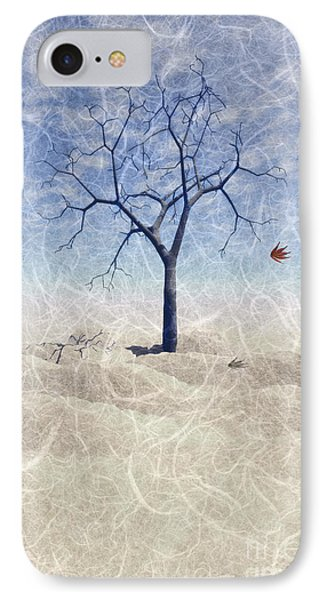 When The Last Leaf Falls... Phone Case by John Edwards