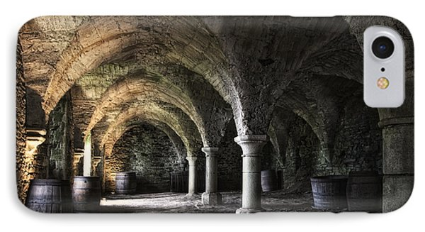 Where The Monks Once Pressed The Wine IPhone Case by Joachim G Pinkawa