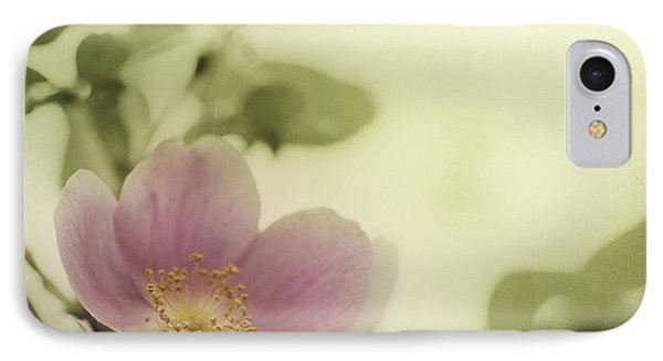 Where The Wild Roses Grow IPhone Case by Priska Wettstein