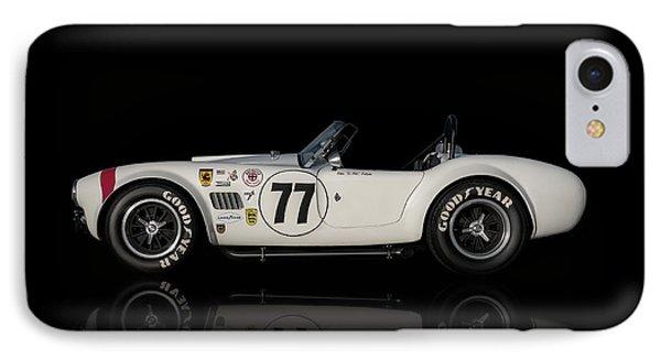 White Cobra IPhone 7 Case by Douglas Pittman