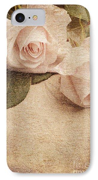 White Roses IPhone Case by Jelena Jovanovic