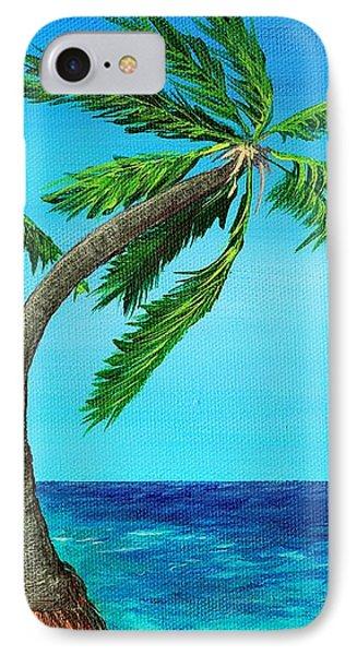 Wild Beach Phone Case by Anastasiya Malakhova