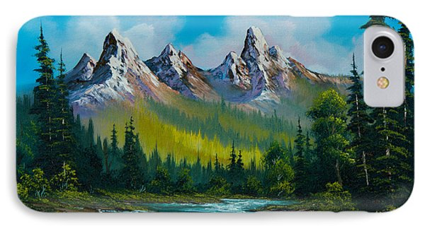 Wild Country  Phone Case by C Steele