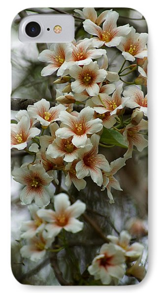 Wild Flowering Beauty Phone Case by Kim Pate