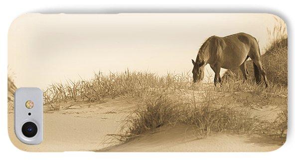 Wild Horse Phone Case by Diane Diederich