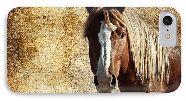 Wild Horse Fade Phone Case by Steve McKinzie