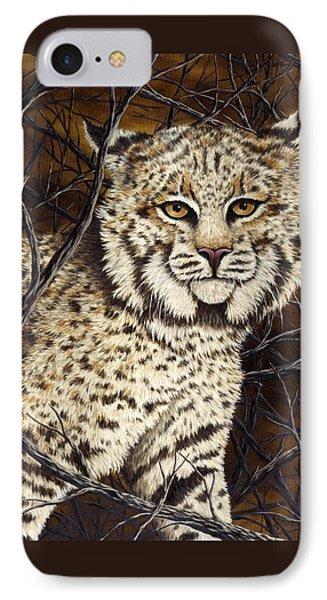 Wildcat IPhone Case by Rick Bainbridge