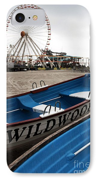 Wildwood IPhone Case by John Rizzuto