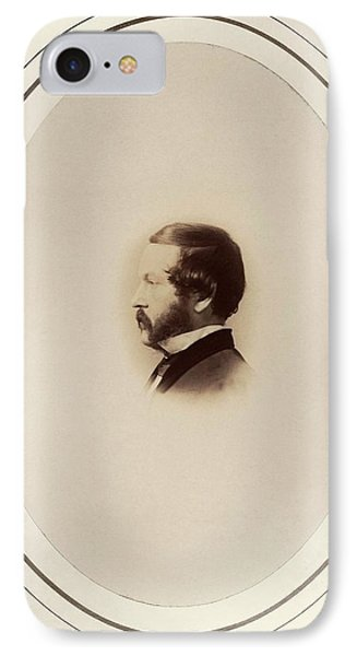 William Foulke IPhone Case by American Philosophical Society