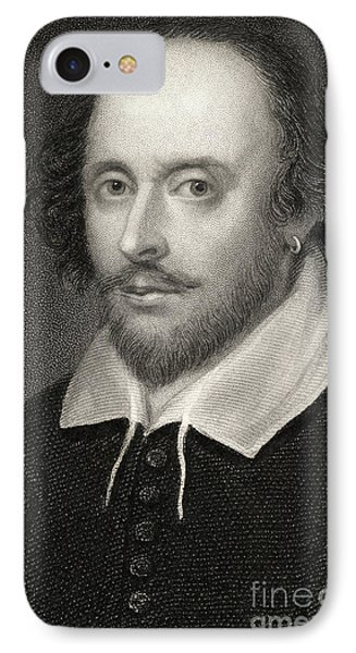 William Shakespeare IPhone Case by English School