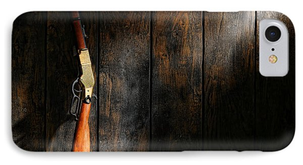 Winchester IPhone Case by Olivier Le Queinec