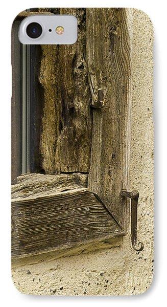 Window Frame Detail 2 Phone Case by Heiko Koehrer-Wagner