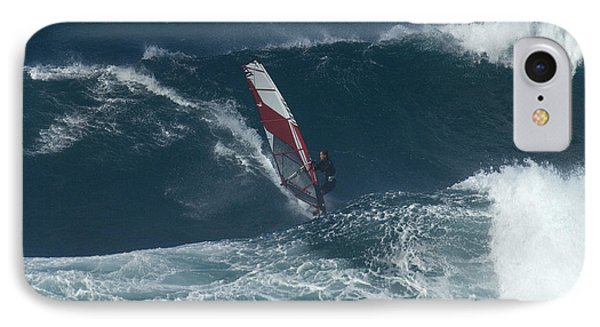 Windsurfer 2 Maui IPhone Case by Bob Christopher