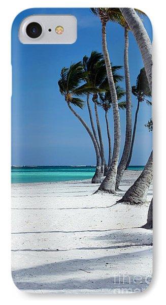 Windy Paradise Phone Case by Sophie Vigneault