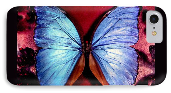 Wings Of Nature Phone Case by Karen Wiles
