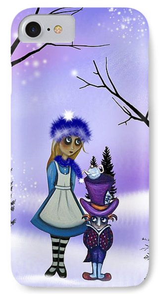 Winter Wonderland IPhone Case by Charlene Murray Zatloukal