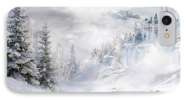 Winters Tale IPhone Case by Shanina Conway
