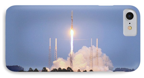X-37b Orbital Test Vehicle Lifts Off IPhone Case by Science Source