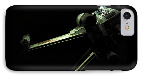 X-wing Fighter Phone Case by Micah May