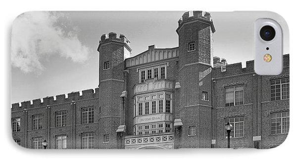 Xavier University Hinkle Hall Phone Case by University Icons