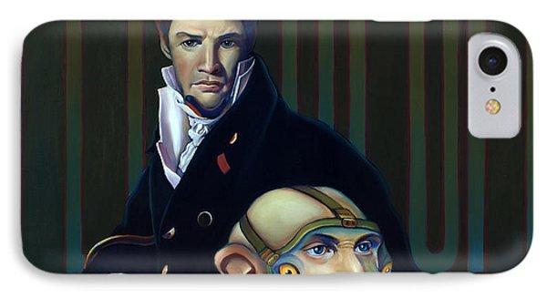 Yak Andrew Bienstjalk IPhone Case by Patrick Anthony Pierson