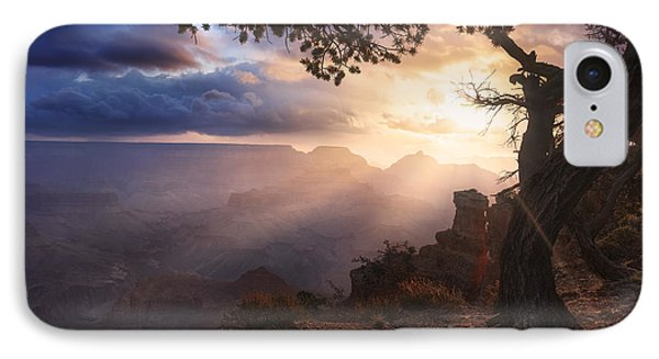 Yaki Point Phone Case by Michael Breitung