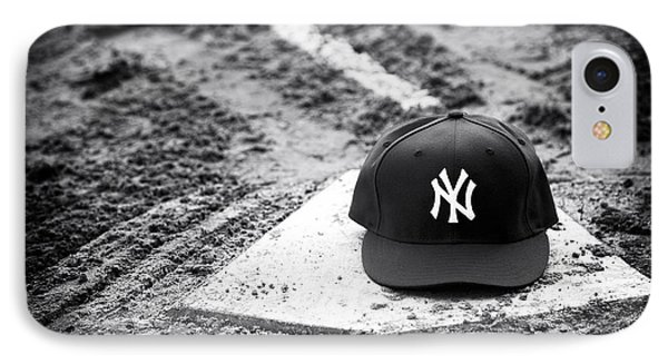 Yankee Home IPhone Case by John Rizzuto