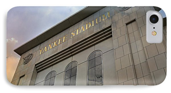 Yankee Stadium IPhone 7 Case by Stephen Stookey