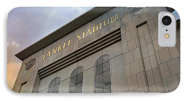 Yankee Stadium IPhone Case by Stephen Stookey