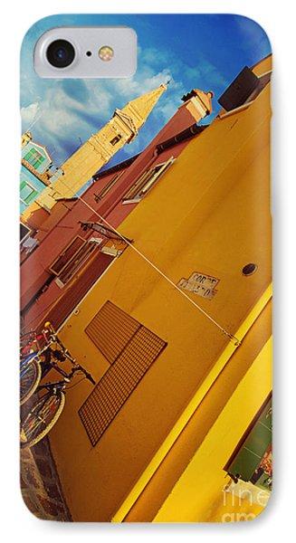 Yellow Mellow IPhone Case by Danilo Piccioni