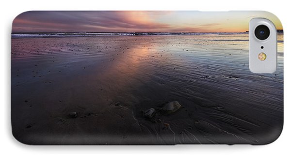 York Beach Phone Case by Eric Gendron