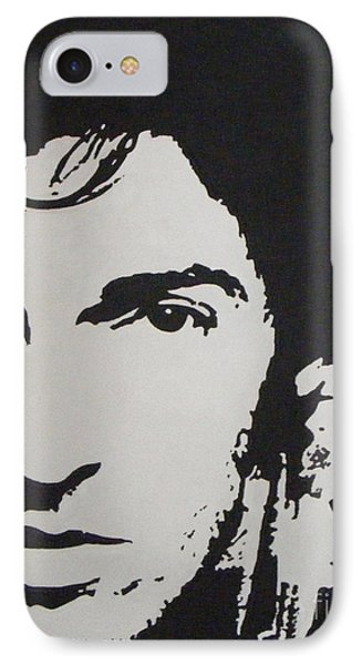 Young Boss IPhone Case by ID Goodall