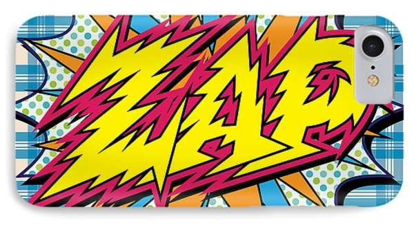 Zap IPhone Case by Gary Grayson