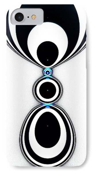 Zebra Jewels IPhone Case by Anastasiya Malakhova