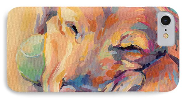 Zzzzzz IPhone Case by Kimberly Santini
