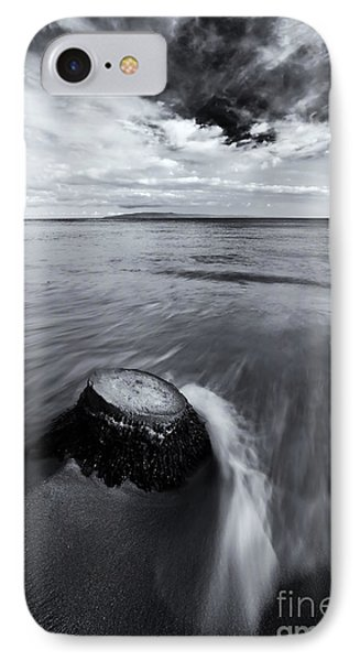 Against The Tides Phone Case by Mike  Dawson