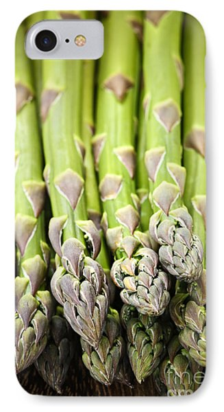 Asparagus IPhone 7 Case by Elena Elisseeva