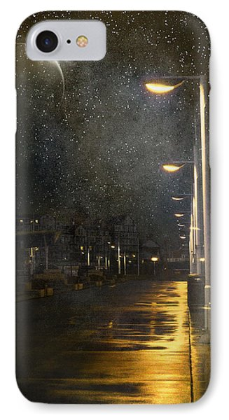at Night IPhone Case by Svetlana Sewell