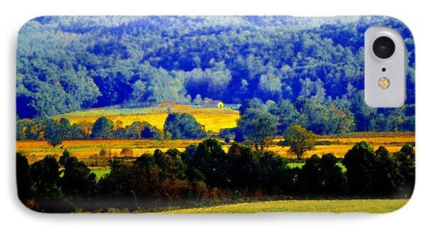 Blue Ridge Phone Case by David Lee Thompson