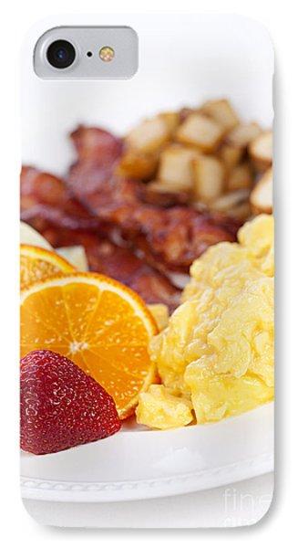 Breakfast  IPhone Case by Elena Elisseeva