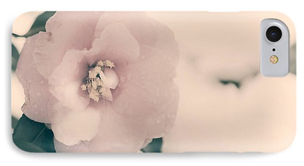 Camellia IPhone Case by Joana Kruse